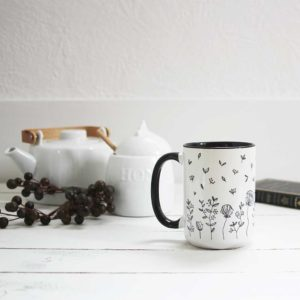 'Cherished' Mug Collection