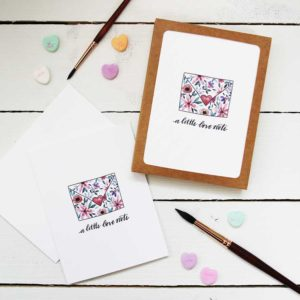 A Little Love Note Card Pack