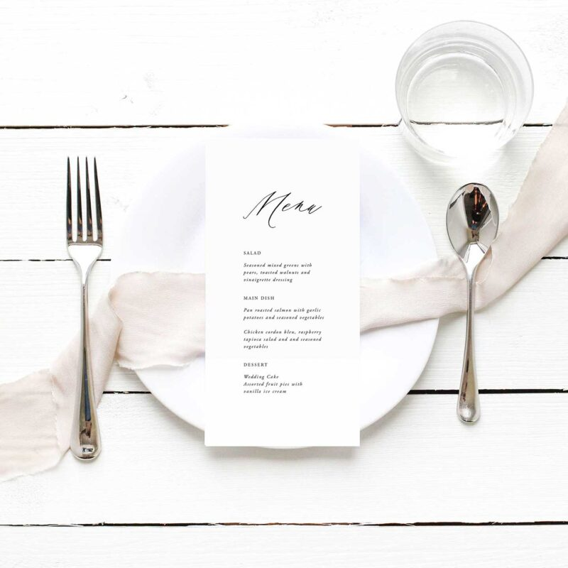 Aubrey_Wedding_Menu